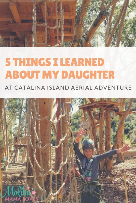 Family Travel: Catalina Island Aerial Adventure