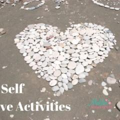 14 Self Love Activities