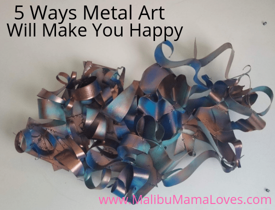 5 Ways Metal Art Will Make You Happy