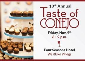 Win 2 VIP Tickets to the 10th Annual Taste of Conejo Event!