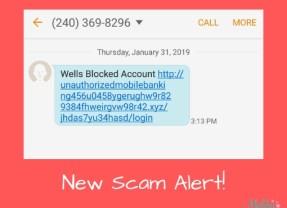 New Scam Alert!!