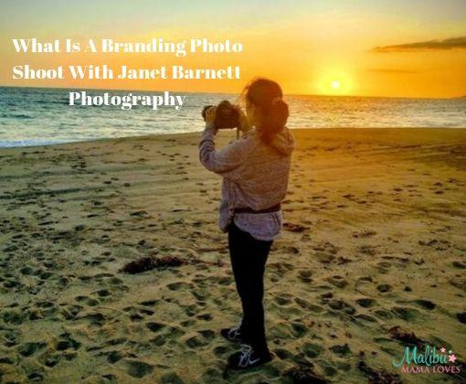 A Branding Photo Shoot With Janet Barnett Photography