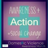 Domestic Violence Awareness Month During Covid Quarantine