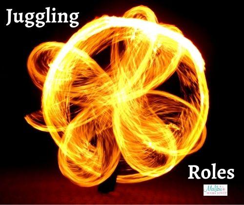 Juggling-roles