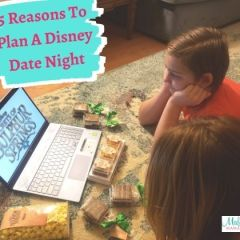 5 Reasons To Plan A Disney Date Night