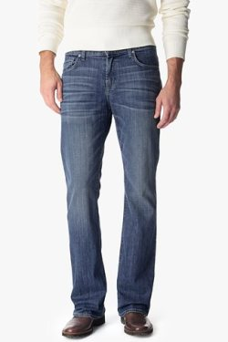 "Luxe Performance: Brett Modern Bootcut With ""A"" Pocket In Monaco – 7 For All M ..."