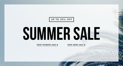Summer Sale – 7 For All Mankind