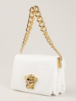 Versace 'medusa' Shoulder Bag – Biondini Paris