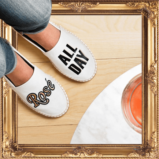 Rosé All Day – Circus By Sam Edelman Espadrille Flats – Womens Shoes
