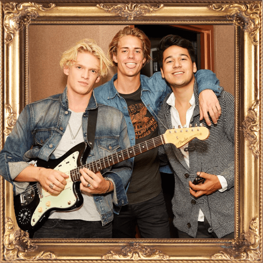 Denim and Supply by Ralph Lauren x Cody Simpson, Corey Harper & Adrian Cota