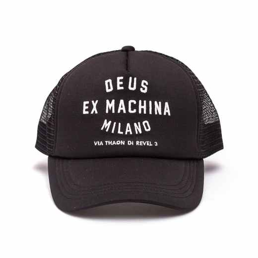 Deus Ex Machina Milano Address Mens Hat