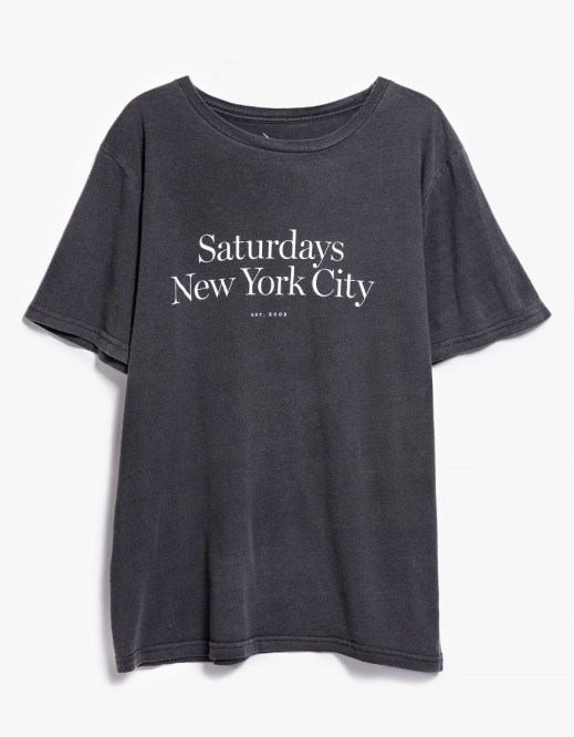 Saturdays Surf NYC Miller Standard Mens T-Shirt