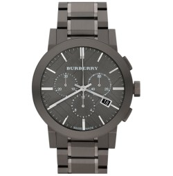 Burberry Large Chronograph 42mm Bracelet Mens Watch