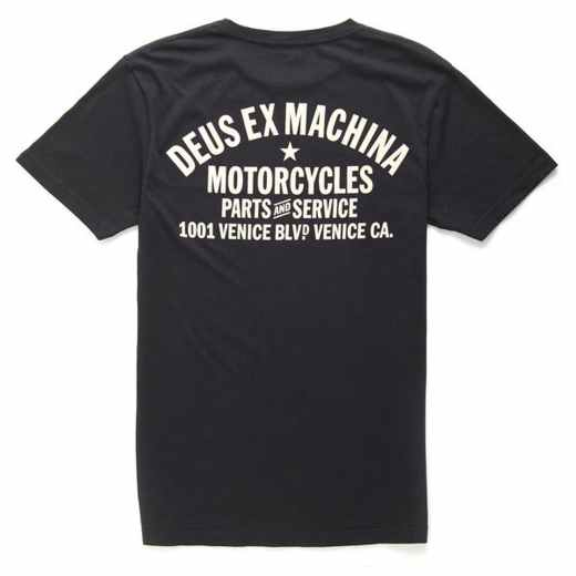 Deus Ex Machina Venice California Mens T-Shirt