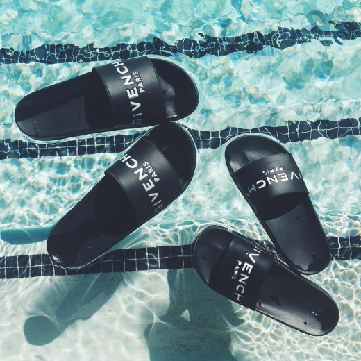 Givenchy Pool Slide Sandals