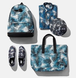 Saturdays Surf NYC Palm Tree Print Collection