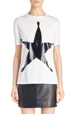 ACNE Studios 'Taline' Star Womens Graphic Tee