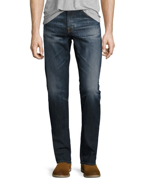AG Adriano Goldschmied Graduate 3-Years Wellspring Mens Denim Jeans