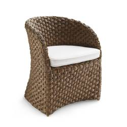 Margaritaville Barbados Dining Armchair with Cushion