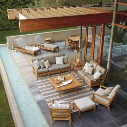 Peyton Seating Outdoor Furniture Collection