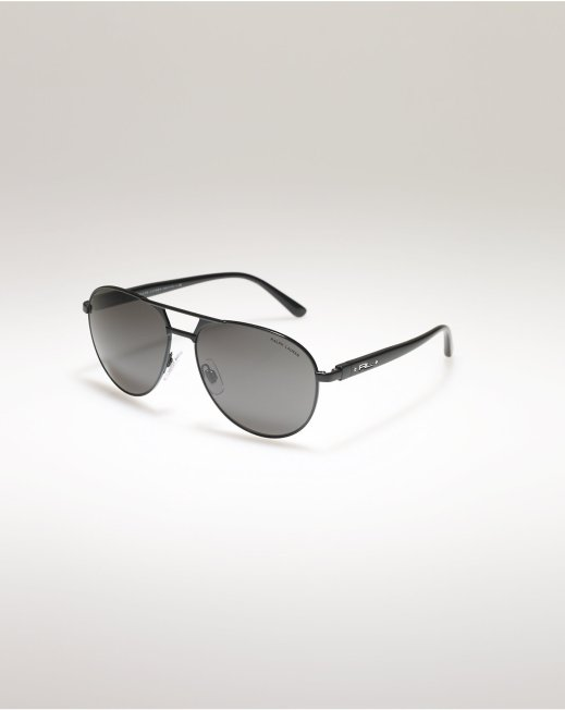 Ralph Lauren Racing Pilot Sunglasses