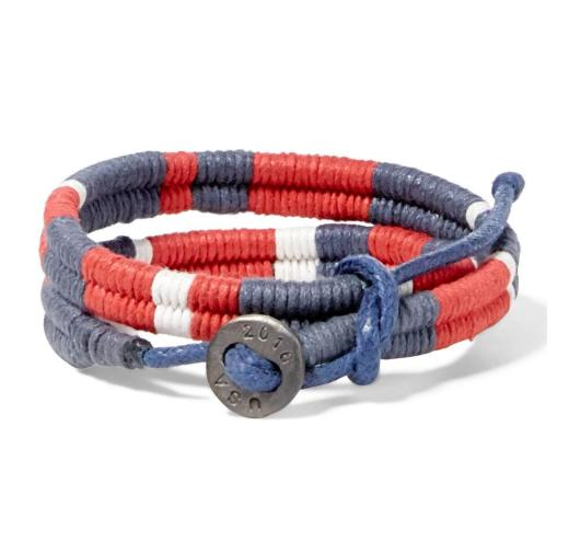 Polo Ralph Lauren Team USA Ceremony Wrist Strap Bracelet