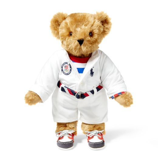 Team USA Rio Polo Ralph Lauren Bear