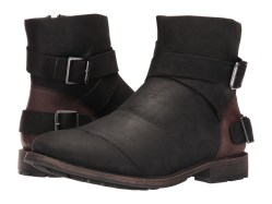 ALDO Herrig Black Leather Mens Boots