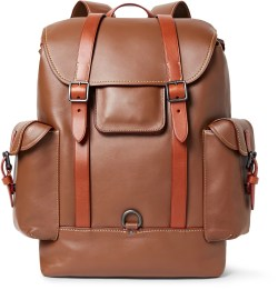 Coach Gotham Mens Leather Backpack
