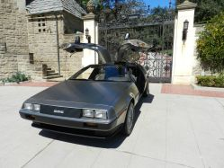 DeLorean DMC-12 1981 Sports Car
