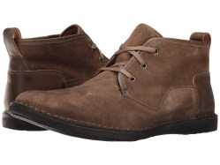 John Varvatos Star Clay Brown Chukka Boots
