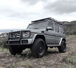 Mercedes-Benz G-Class 2016 G550 4×4 Luxury SUV