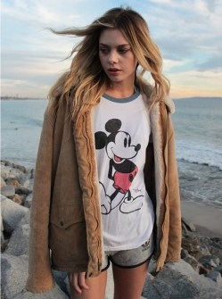 Mickey Mouse Womens Tee