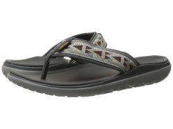 Teva Terra-Float Flip Mosaic Grey/Chocolate Sandals