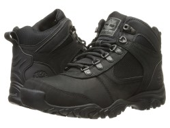Timberland MT. Abraham Mid Black Boots