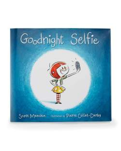 Goodnight Selfie Book