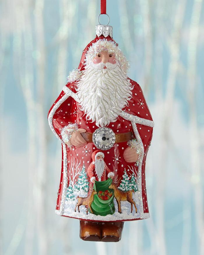 Patricia Breen Kiev Claus Christmas Ornament