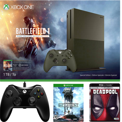 Top Video Game Black Friday Gifts