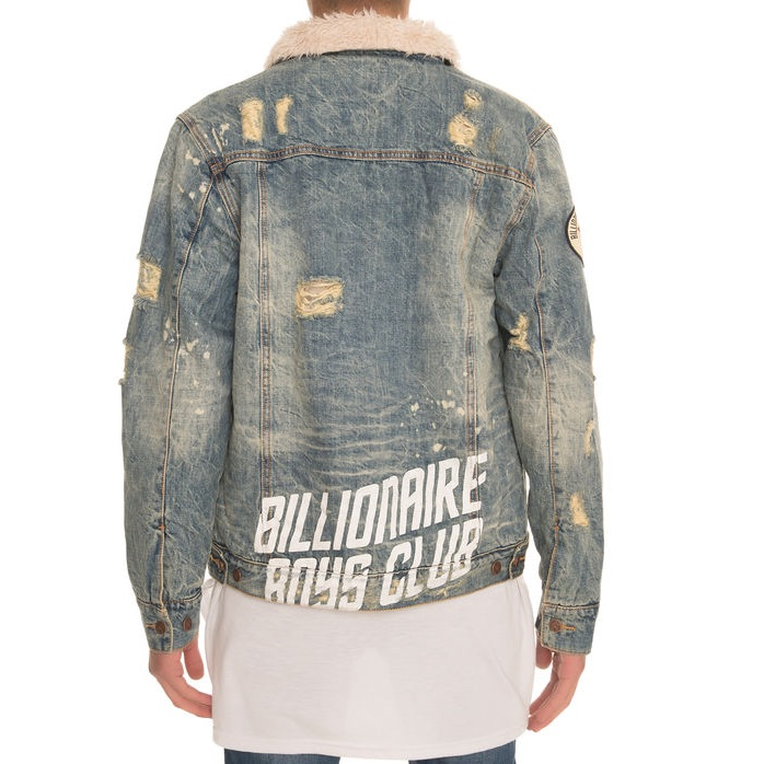 Billionaire Boys Club Vader Ranger Denim Jacket