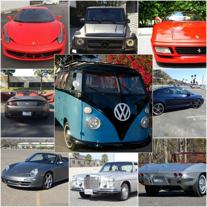 Cool Cars For Sale in Los Angeles