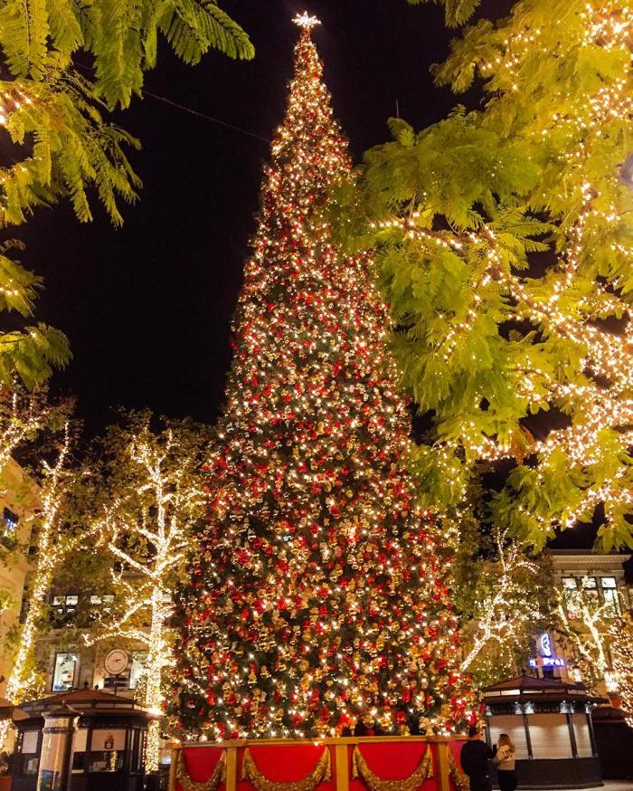 huge-lit-up-christmas-tree-at-the-grove-holiday-christmas-shopping-mall-by-anichka_x-11-30-2016-1