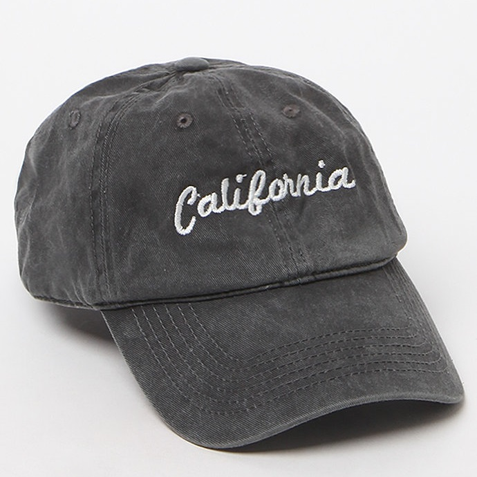 California Baseball Hat by John Galt