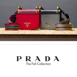 PRADA The Fall 2016 Handbag Collection