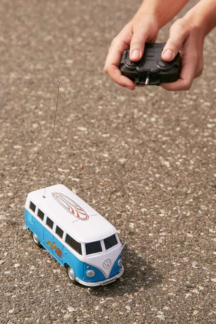 Remote Controlled VW Camper Van RC Toy Car