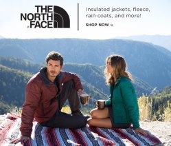 The North Face – The Best in Outdoor Fashion