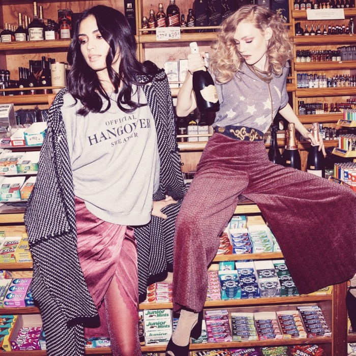 Wildfox Official Hangover Sommers Sweater
