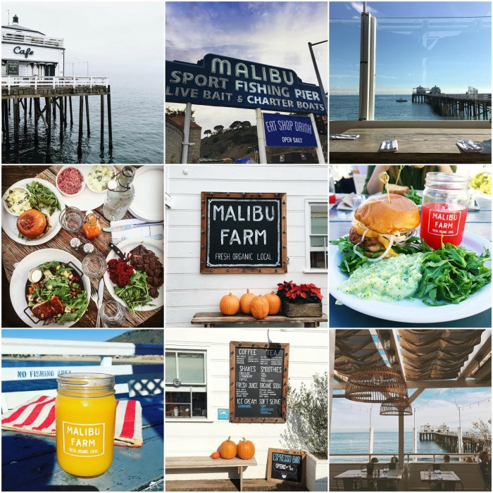Malibu Farm Cafe & Restaurant on the Pier