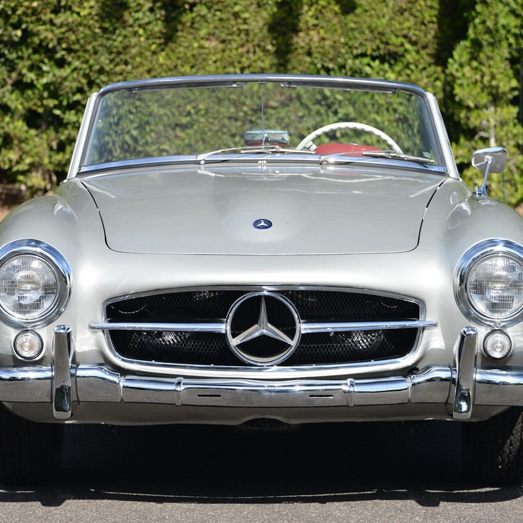 1957 Mercedes-Benz 190 SL Roadster Classic Car