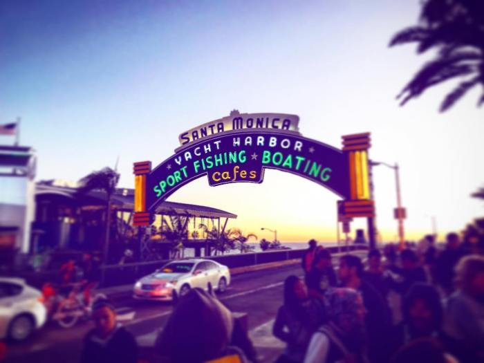 santa-monica-pier-sign-entrance-ocean-ave-by-dennisvanopstal-12-1-2016-1