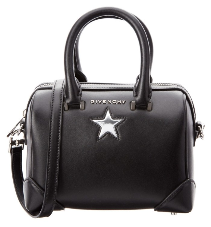 Givenchy Lucrezia Micro Star Leather Satchel
